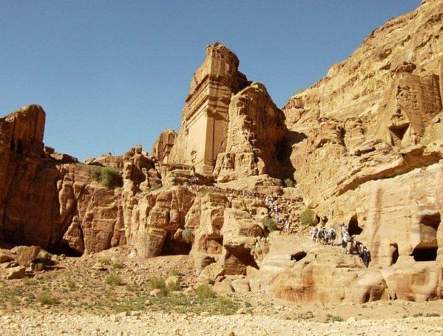 Фото Петра. Иордания, Маан