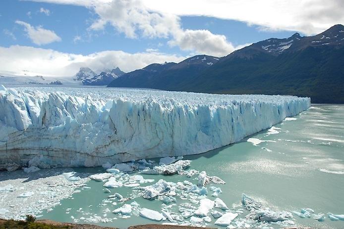 Фото Ледник Перито-Морено. Аргентина, Santa Cruz, Ruta Provincial 11