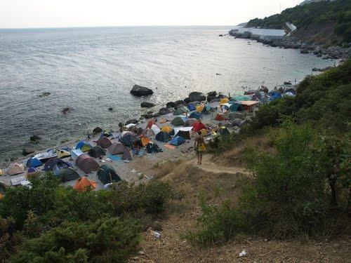 Фото нудиские пляжи в Крыму