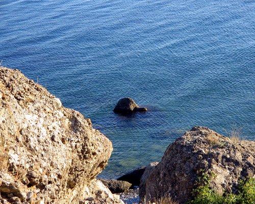 Фото Нудистский пляж. Украина, Крым, Судак, Набережная