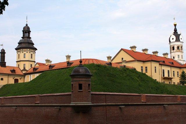 Фото Несвижский замок. Беларусь, Минская область, Несвиж, Замкавая вуліца