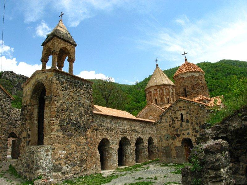 Фото Монастырь Дадиванк.