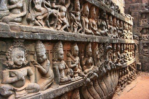 Фото Ангкор-Ват. Камбоджа, Siem Reap Province, Krong Siem Reap, Unnamed Road