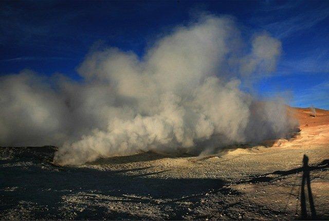 Фото Долина гейзеров. Россия, Камчатский край, Елизовский район