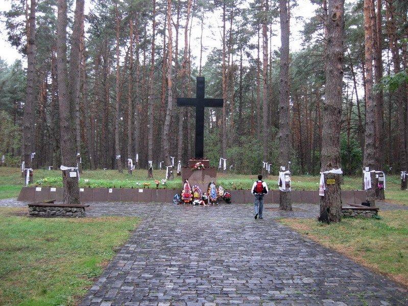 Фото Национальный историко-мемориальный заповедник «Быковнянские могилы». Украина, Киев, Броварской проспект