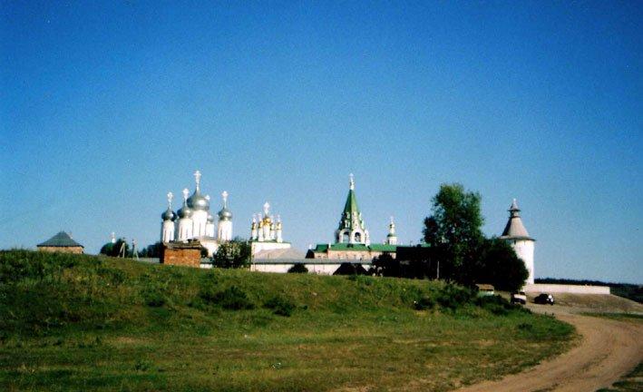 Фото Свято-Троице-Макарьево-Желтоводский монастырь. Россия, Нижегородская область, Лысково, Большая Советская улица, 65