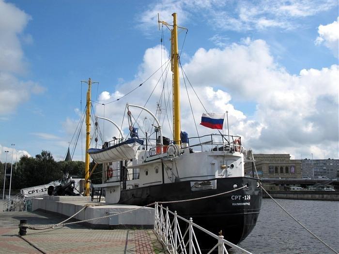 строительство рыболовных судов в калининграде