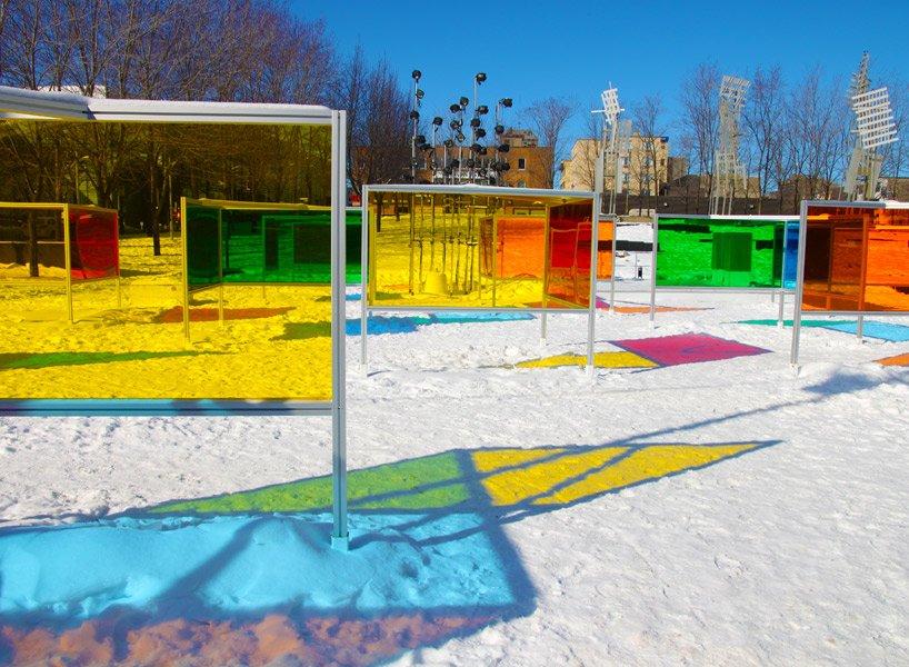 Фото Stained Glass Park . Канада, Квебек, Монреаль, Бульвар Мэзоннёв Восток, 550