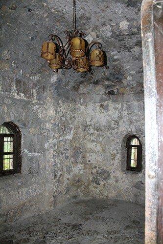 Фото внутри храма Святого Ипатия Гагрского. Грузия, Абхазия, Гагра, Tbilisi-Senaki-Leselidze