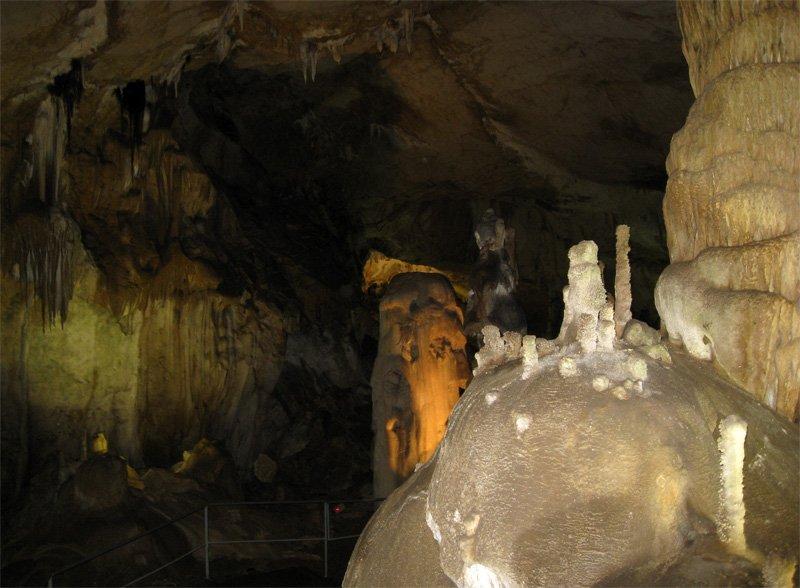 Фото Мраморная пещера. Украина, Крым, М18