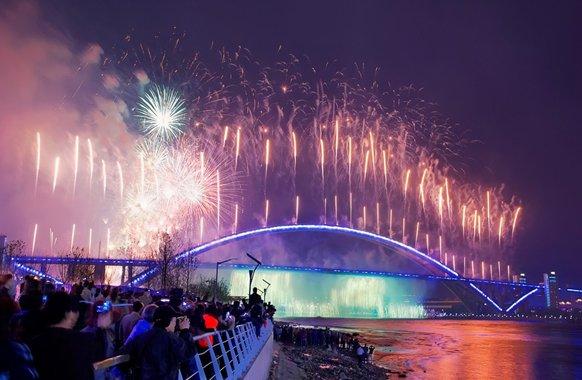 Фото Мост Лупу. Китай, Shanghai Shi, Шанхай, Jiang Bin Lu