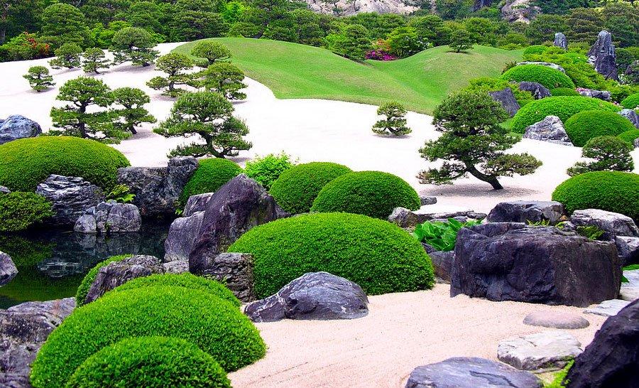 Фото Музей садового искусства. Япония, Симанэ, Ясуги