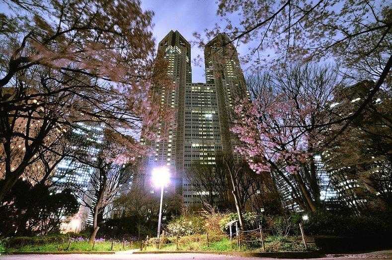 Фото м. Япония, Tokyo-to, Shinjuku-ku