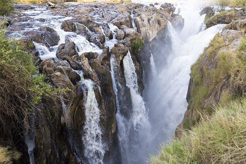 Фото Водопад Эпупа. Намибия, Кунене, D3700
