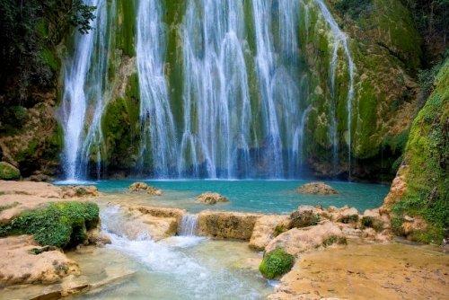 Фото Водопад Эль-Лимон. Доминиканская Республика, Самана