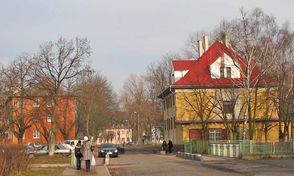 Фото вид. Россия, Калининградская область, Балтийск, улица Красной Армии, 10