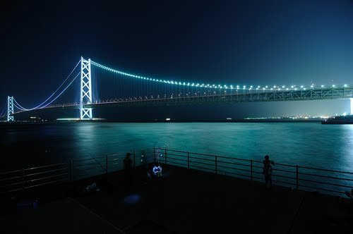 Фото Жемчужный мост. Япония, Хёго, Kobe-Awaji-Naruto Expressway