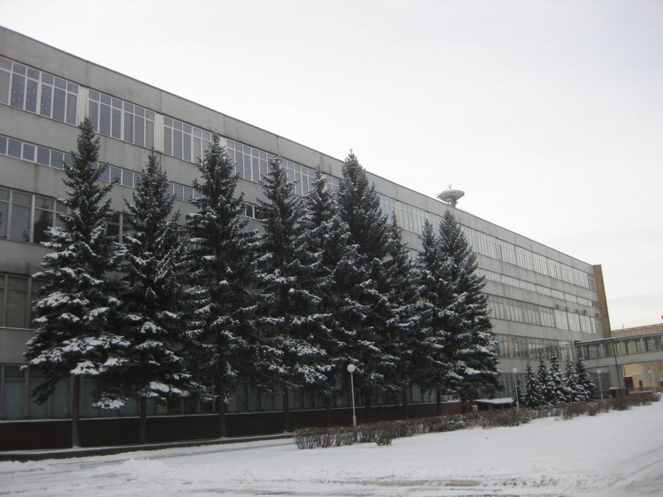 Фото Здание центра управления полетами. Россия, Московская область, Королев го, Пионерская улица, 19А