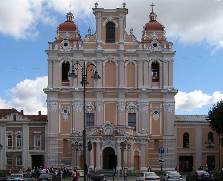 Фото Костел Святого Казимира. Литва, Вильнюсский уезд, Вильнюс, Sv. Kazimiero gatve, 6